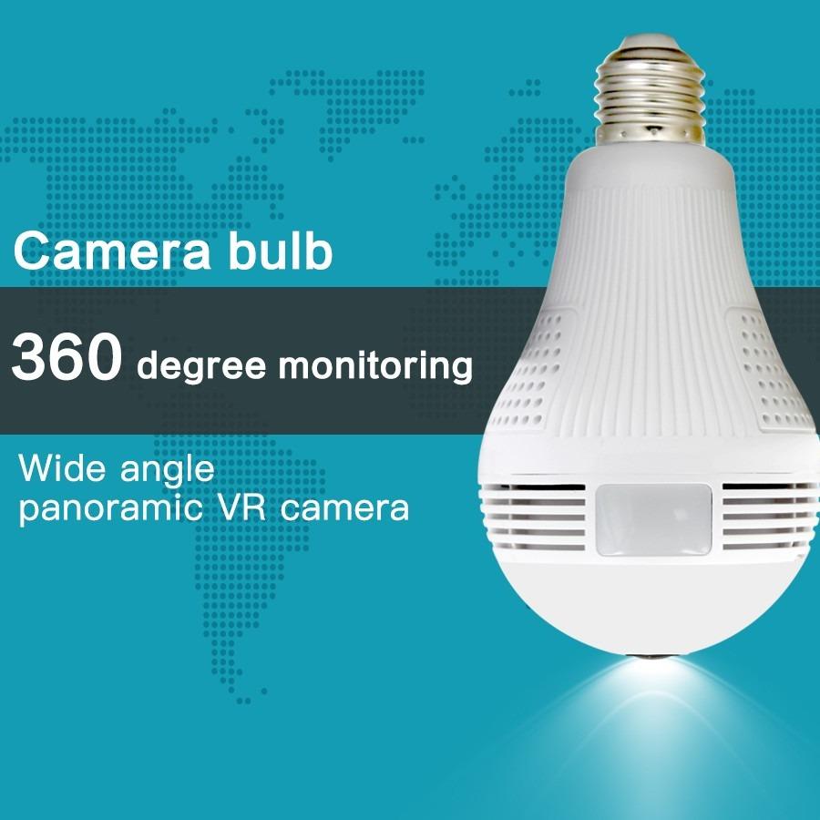 دوربین لامپی Full view V380