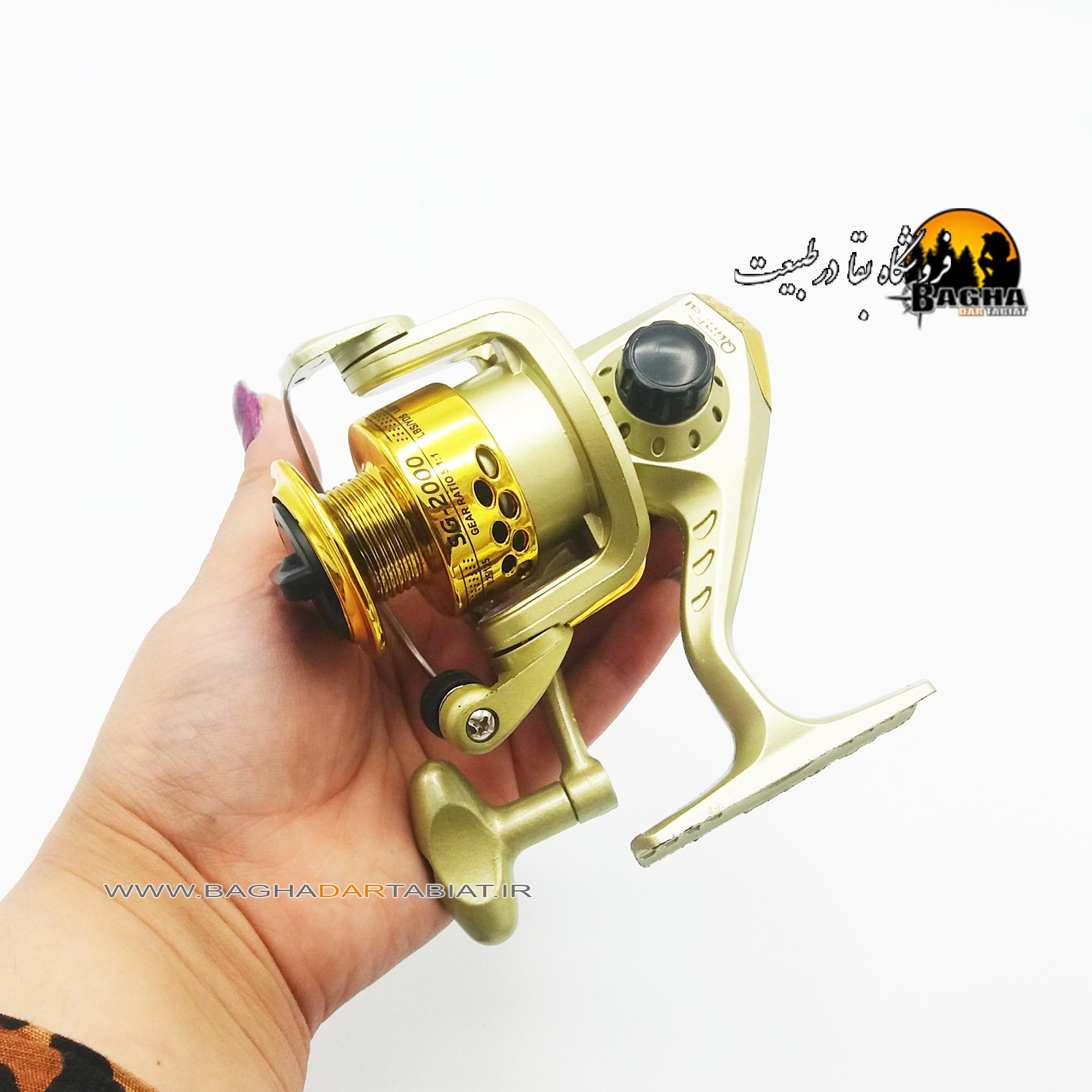 چرخ قلاب ماهیگیری QUNHAI REEL SG-2000